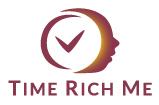 TimeRichMe Logo